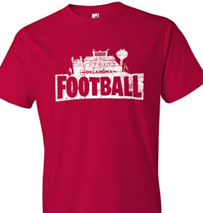 Fortnite Oklahoma Football t-Shirt