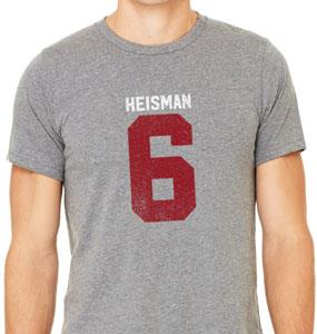 Heisman t-Shirt