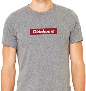 Oklahoma Box Logo