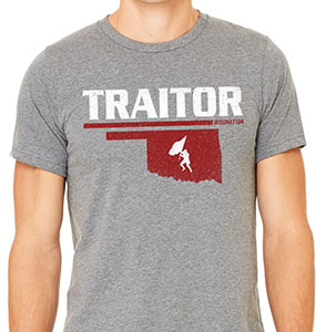 Traitor 2 Color t-Shirt